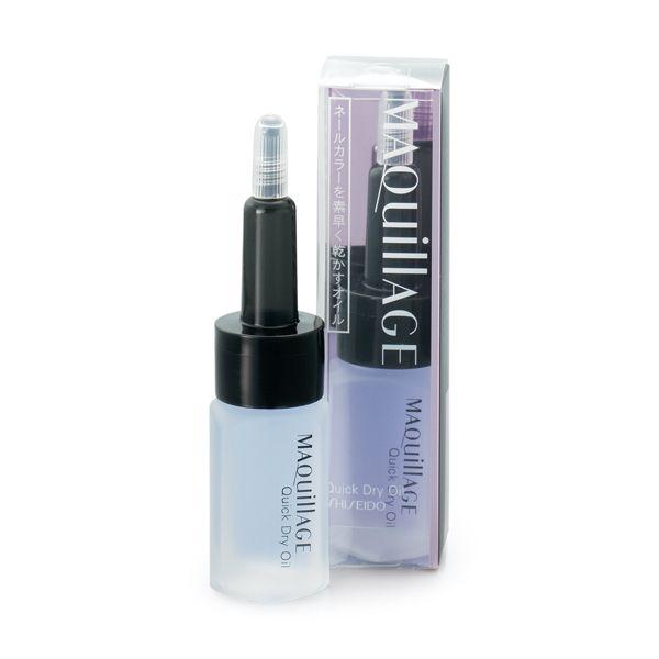 www.BonBonCosmetics.com - SHISEIDO MAQuillAGE Quick Dry Oil, $25.99 (http://www.bonboncosmetics.com/shiseido-maquillage-quick-dry-oil/)