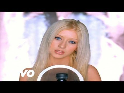Christina Aguilera - I Turn To You (Lyrics) HD - YouTube ..i sang this for my sophomore year talent show...wow. ..flashback definitely. .lol Leather jacket n black pants..lol
