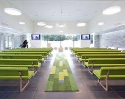 Crematorium Waerdse landen Heerhugowaard: de aula