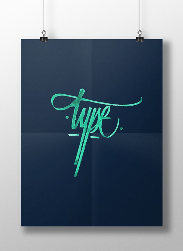 Lettering & Calligraphy Inspiration | #1109