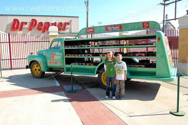 Dr. Pepper Museum ~ Waco, TX | Things to do in Waco, Texas