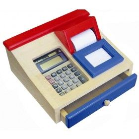 Fun Factory - Cash Register with Calculator