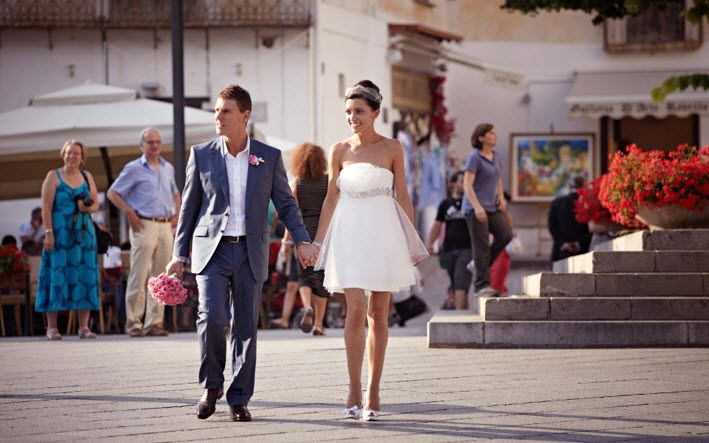 planning your wedding in amalfi coast