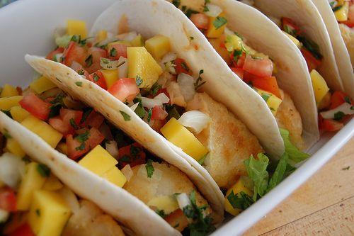 Fish_Tacos_CITAWork, Jillian Michaels, Fish Tacos, Mr. Tacos, Healthy Diet Recipe, Sexual, Mango Salsa, Food Recipe, Tacos Recipe