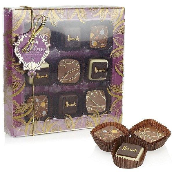 Harrods Belgian Chocolates (150g)