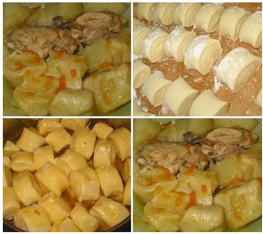 Штрули Это блюдо вас приятно удивит своей вкуснотой и ароматом,готовить его не хлопотно,получается при минимуме затрат прекрасный сытный обед.это блюдо одно из моих любимых!