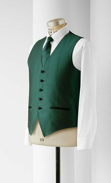 Offering a vast array of designer tuxedo vest styles and colors featuring Sierra, Oasis, Wave and Jazz Paisley. Priced from just $22.95.