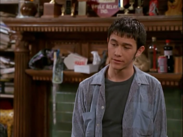 3rd rock from the sun joseph gordon levitt dating. just started dating hot girl not horny.