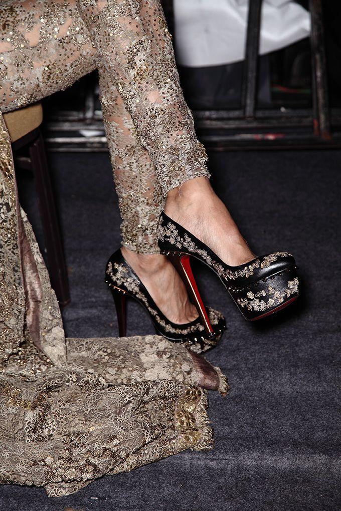 christian louboutin shoes online india black on black louboutin wedges tan