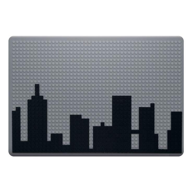 City Brik Pack - Pixel Design Kit Home sweet home. Wether you like in New York, Chicago or Tokyo, this kit comes will all of the Briks necessary to create a pix