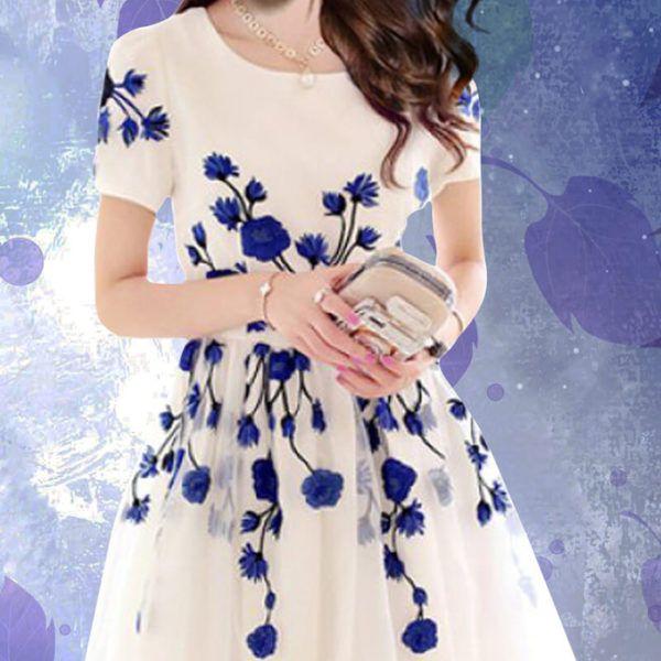Women's Western Dress On COD – The JT Store