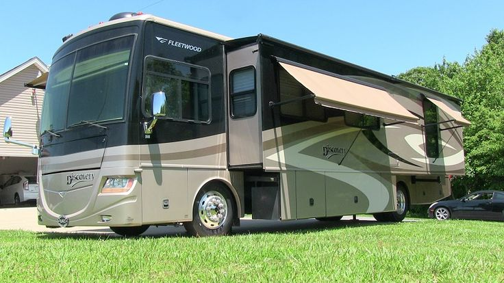 2007 fleetwood discovery 39v luxury class a diesel pusher motorhome sold check out walk. Black Bedroom Furniture Sets. Home Design Ideas