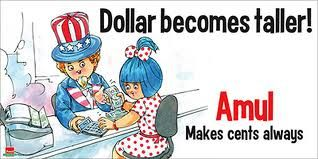 Amul Advertiser: Gujarat Cooperative Milk Marketing Federation Ltd Creative Agency DaCunha Communications Pvt Ltd , India