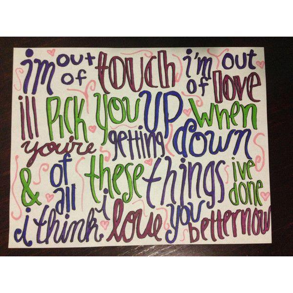 ed sheeran lyric drawings - photo #15