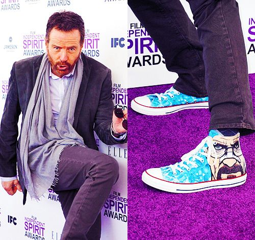 Bryan Cranston @ the 2012 Film Independent Spirit Awards February 25, 2012 in Santa Monica, California.