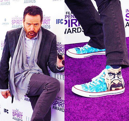Bryan Cranston @ the 2012 Film Independent Spirit Awards February 25, 2012 in Santa Monica, California.