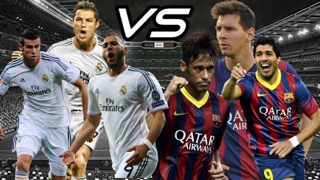 Dalam laga lanjutan Liga Spanyol yang akan mempertemukan Barcelona kontra Real Madrid yang akan digelar di stadium Camp Nou, Senin (23/03/2015) dini hari pukul 03.00 WIB. dalam laga yang bertajuk El Classico ini dipastikan pertandingan akan berjalan dengan panas dan ketat. Melihat dari hasil penampilan terakhir kedua kubu, Barcelona condong lebih diunggulkan daripada tamunya Real Madrid. Laga ini diperkirakan akan menentukan siapa yang akan menjadi juara Liga Spanyol musim 2014/2015.