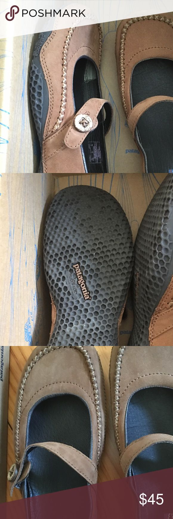 Patagonia shoes 7 NWT size 7 women's shoes (due to shipping will send without Box) Patagonia Shoes Flats & Loafers