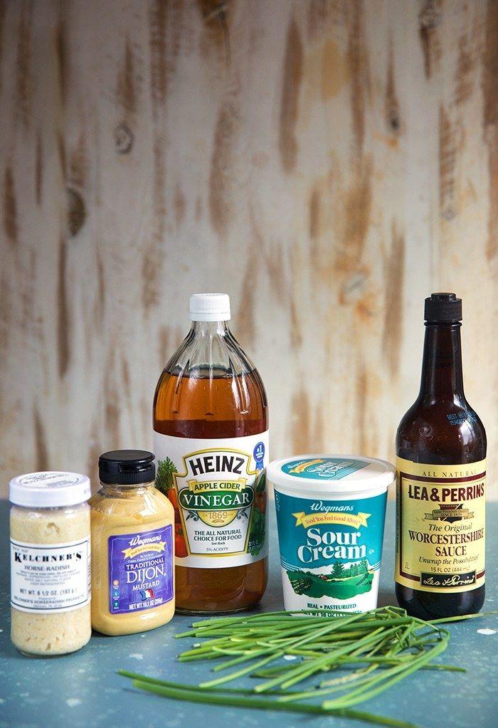 The Very Best Creamy Horseradish Sauce The Suburban Soapbox Recipe Creamy Horseradish Sauce Horseradish Sauce Horseradish Cream Sauce