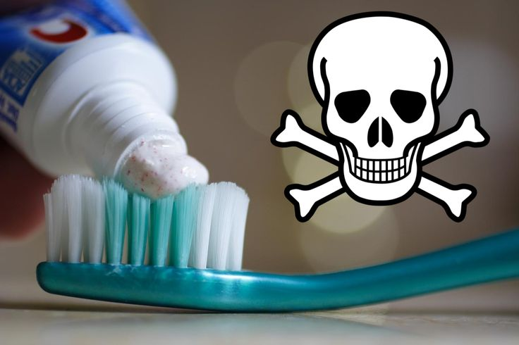 Dentifrice toxique au dioxyde de titane: Colgate, Elmex, Elgydium, Fluocaril, Oral-B, Sensodyne, Gum Butler, Sanogyl...