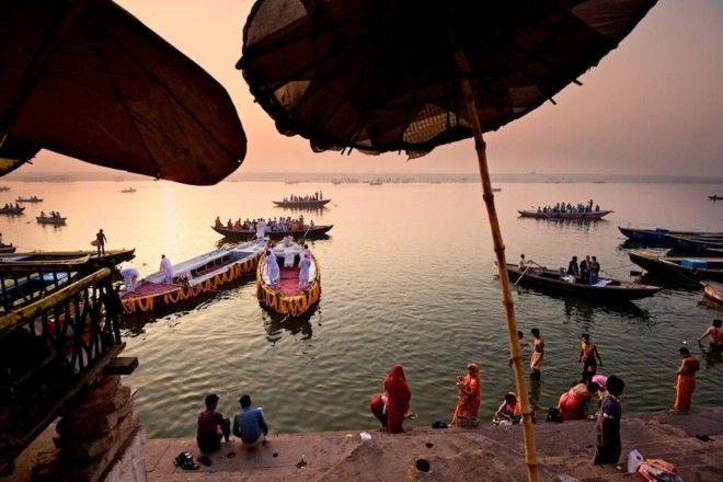Ganges River, Varnanasi, India | 1,000,000 Places