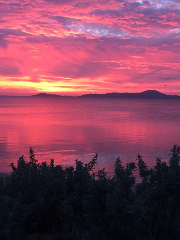 Sunrise near Wilsons Prom VIC Australia (3264 x 2448) -Please check the website for more pics