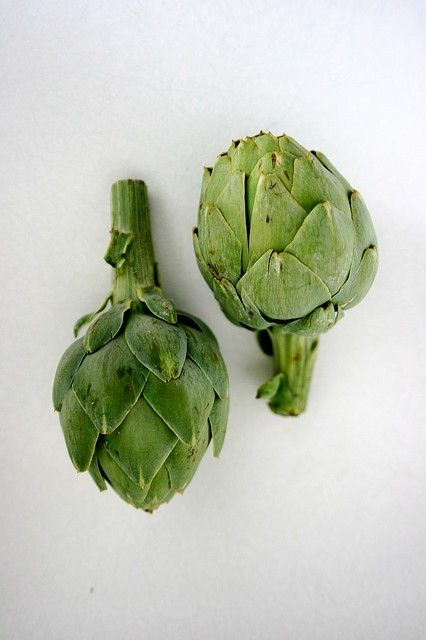 Love to make artichokes 2 ways right now- 1) boil artichokes til tender and serve with aioli 2) Steam artichoke halves in chicken broth and once tender, remove the halves and make a lemon / chicken broth dipping sauce. So incredibly delicious!