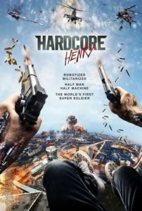 ハードコア・ヘンリー/Hardcore Henry (原題)