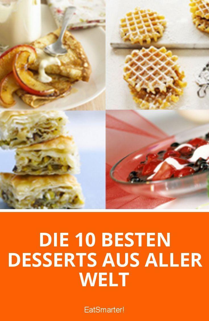 Die 10 besten Desserts aus aller Welt | eatsmarter.de
