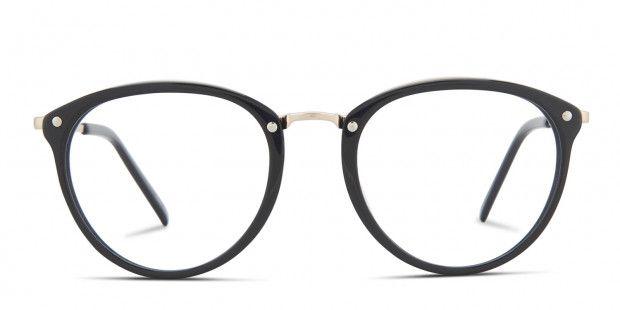 3fcf0e9aa3e Everad Black Prescription Eyeglasses