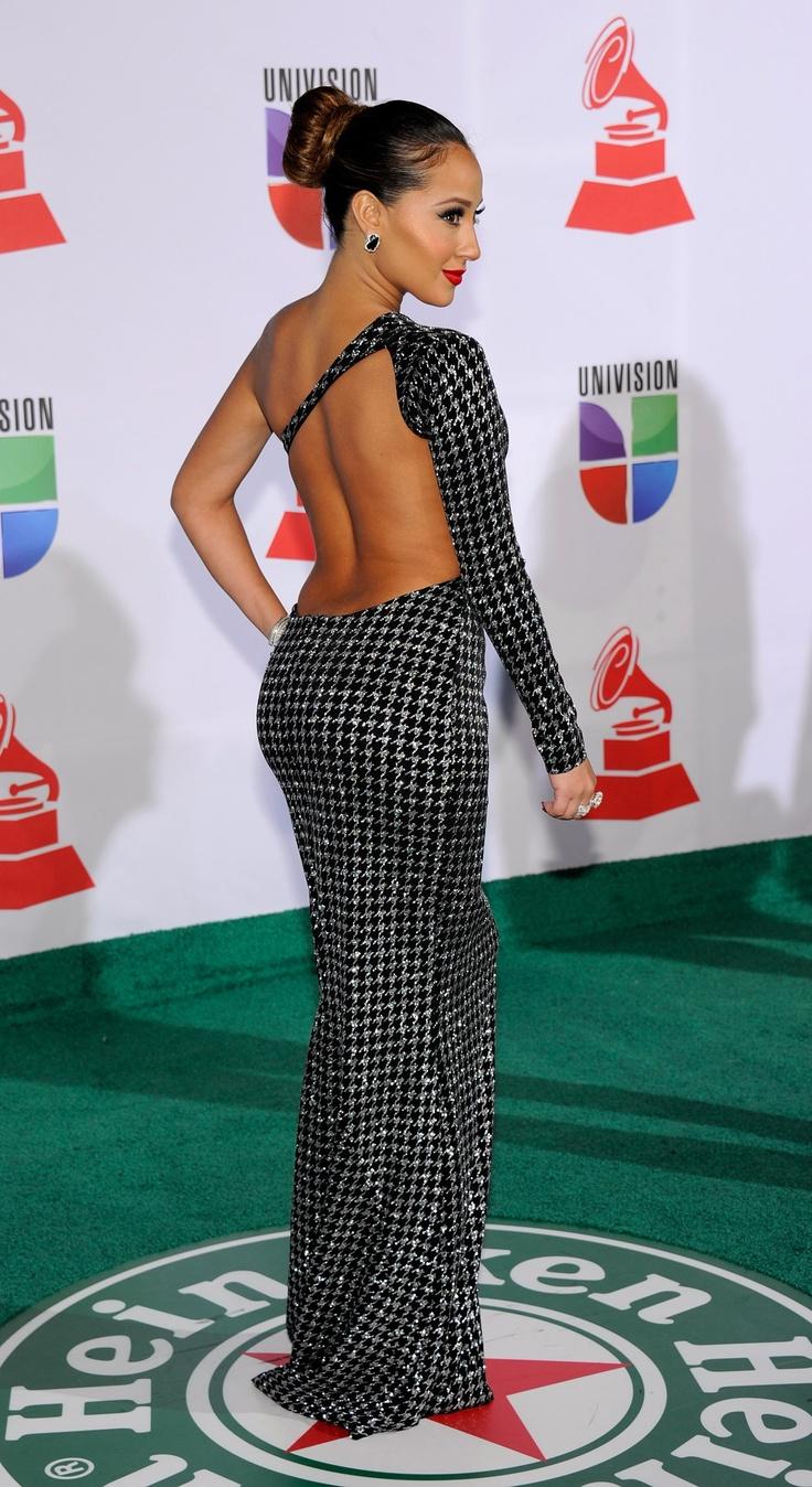 Sex backless dress