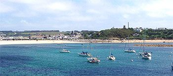 Hotels Scilly Inseln