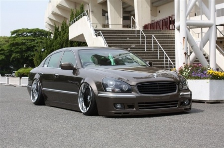 Japanese VIP style, can trace a direct linage to cars of ...