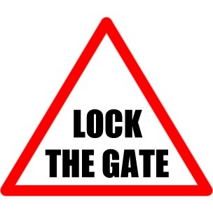 Lock the gate to coal and coal seam gas companies.