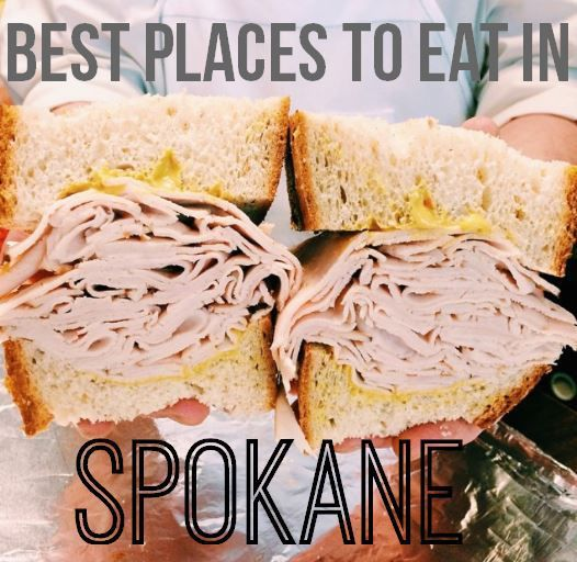 Some restaurants to try in Spokane