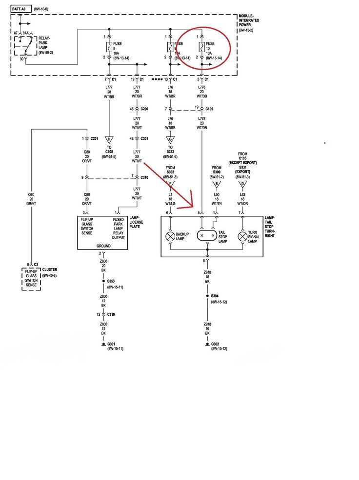 new 1998 jeep cherokee headlight wiring diagram
