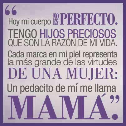 Ser Mamá :)