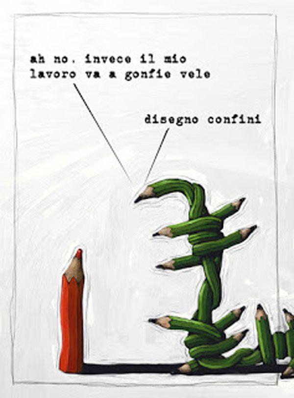 #IoSeguoItalianComics #Satira #Politica