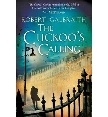 The Cuckoo's Calling by #robert #Galbraith and J. K. #Rowling #contemporary #fiction #book