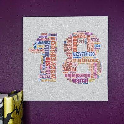 Obraz z Twoich słów - Trafiony prezent