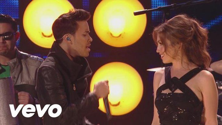 """25 Thalia Songs That Will Instantly Boost Your Mood """"Te Perdiste Mi Amor"""" featuring Prince Royce"""