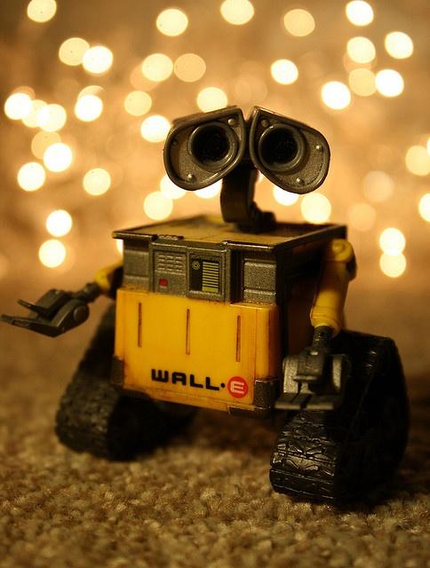 Wall-e!