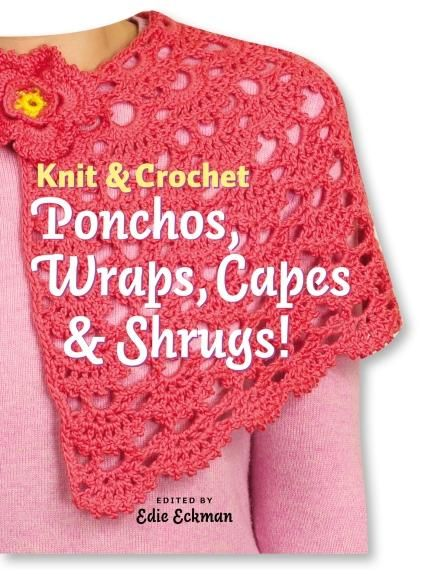 Simple Crochet Poncho | FaveCrafts.com - Christmas Crafts, Free