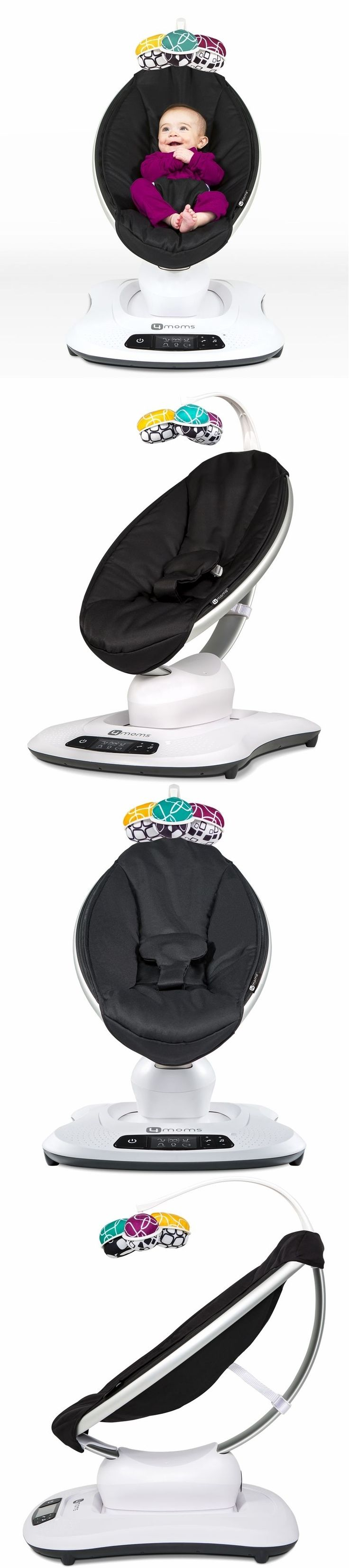 Other Baby Safety and Health 20436: New 4Moms Mamaroo4 Classic Baby Bouncer Swing Bluetooth Mp3 Sound Motion Rocker -> BUY IT NOW ONLY: $269.99 on eBay!