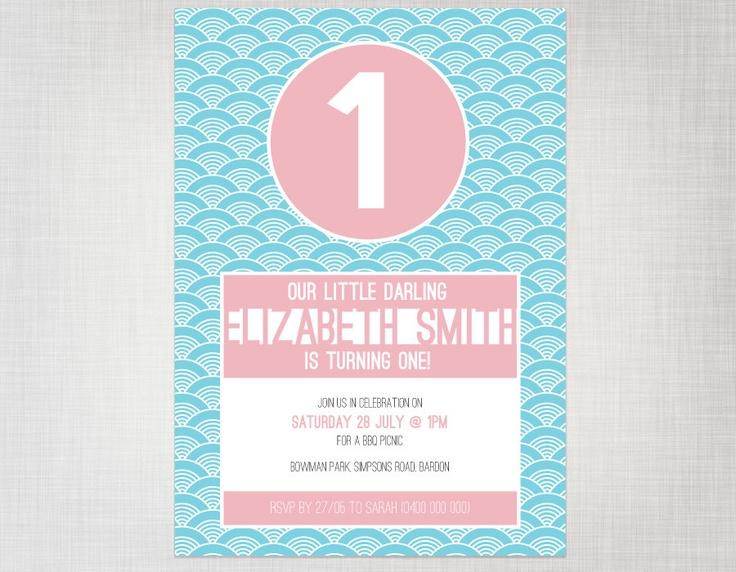 Best Celebrate Invitations Images On Pinterest Birthday - Birthday invitation in japanese