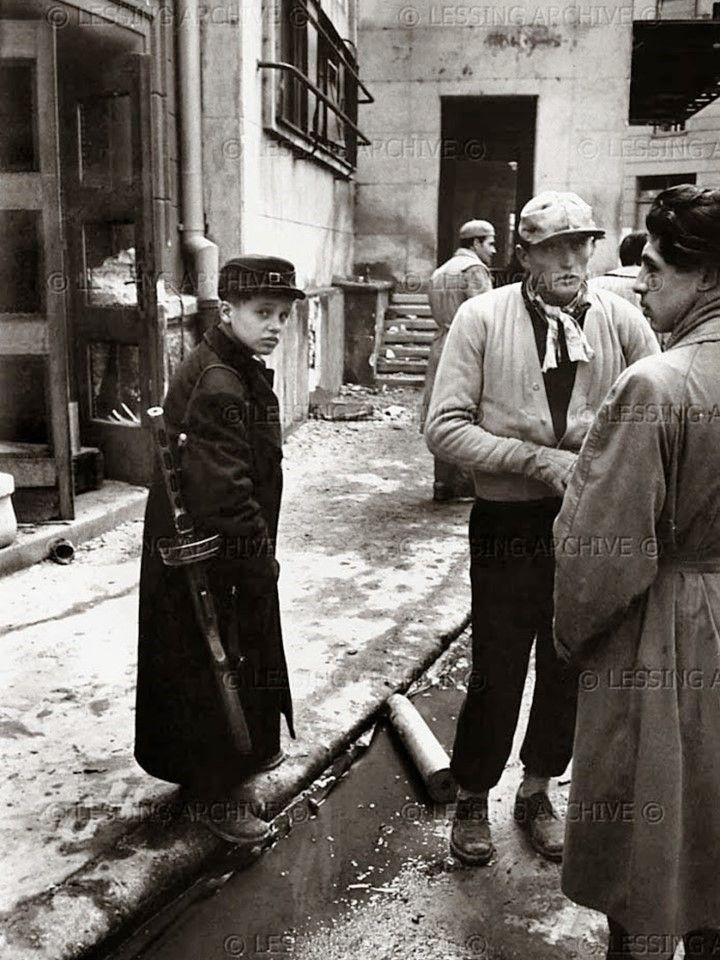 Hungarian Revolution 1956