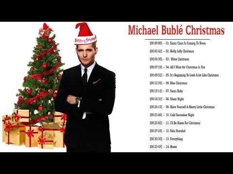 Christmas Albums.Michael Buble Best Christmas Songs Ever 2019 Michael Buble