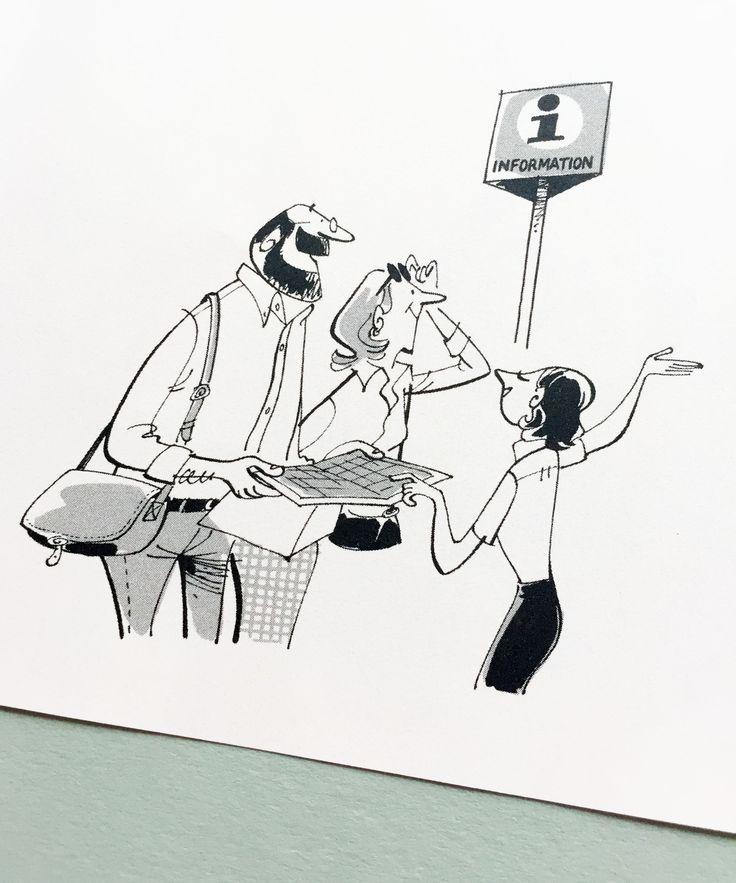 Satoshi Hashimoto ➵ Monocle Magazine Illustrations ➵ www.dutchuncle.co.uk/satoshi-hashimoto