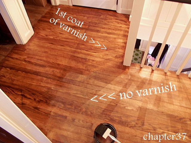 Re Varnishing A Wooden Floor Mycoffeepot Org