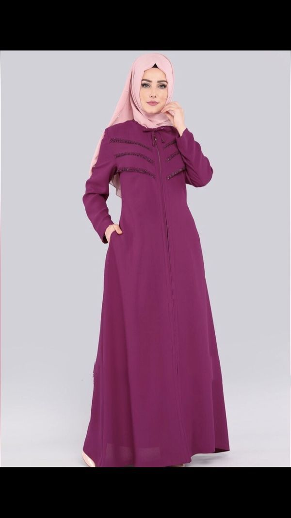 Islamic Dress Abaya For Muslimah Turkish Dress New For Sale In Des Plaines Il Offerup Abaya Designs Turkish Dress Abaya Dress